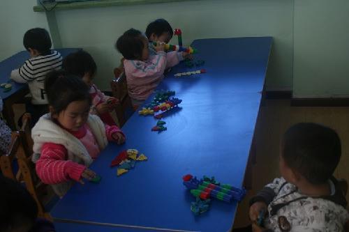区域角活动|新乡幼儿园网