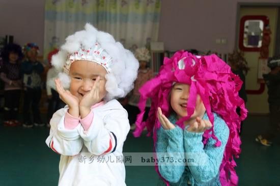 幼儿园制作裙子 塑料袋步骤