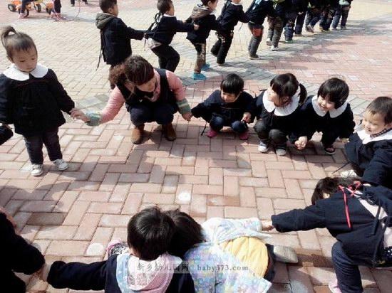 """""""哭哭脸""""笑了:原阳小哈佛上宅国际幼儿园"""