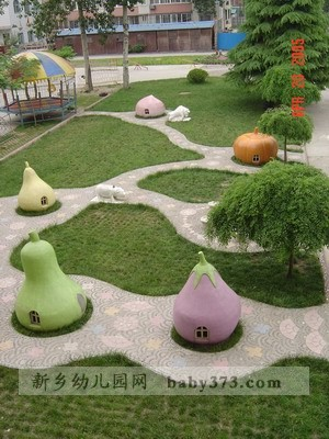 新乡市育才幼儿园环境(位置)图片